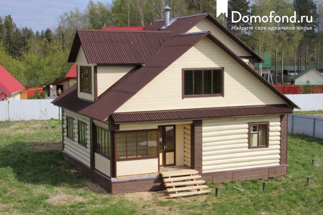 дом на продажу город архангельск domofond.ru